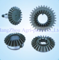 Machined bevel gear